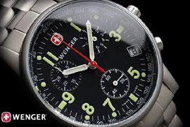 「WENGER-ウェンガー」時計、決算売切りセール!
