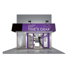 TIME'S GEAR アメリカ村店