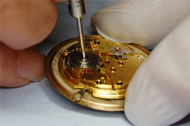 時計修理技能検定試験講座のご案内☆大阪時計組合