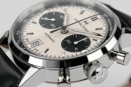 Hamilton Intra-Matic Auto Chrono☆ケルエ-大阪心斎橋店